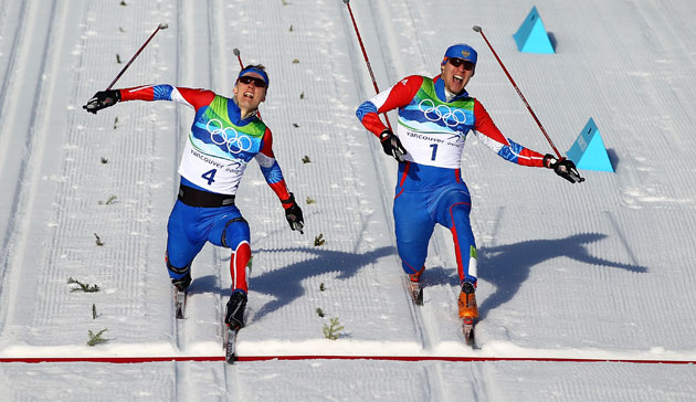 Cross Country Skiing - Winter Olympic Sport f3122f455