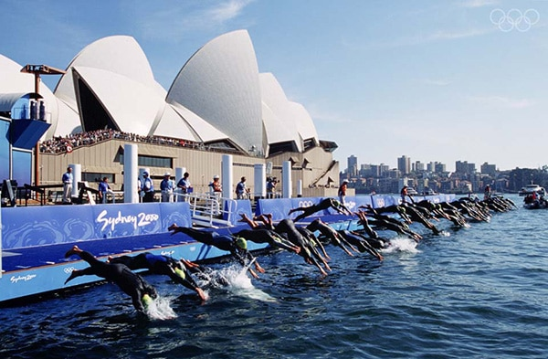 sport added to 2000 olympics in sydney - photo#29
