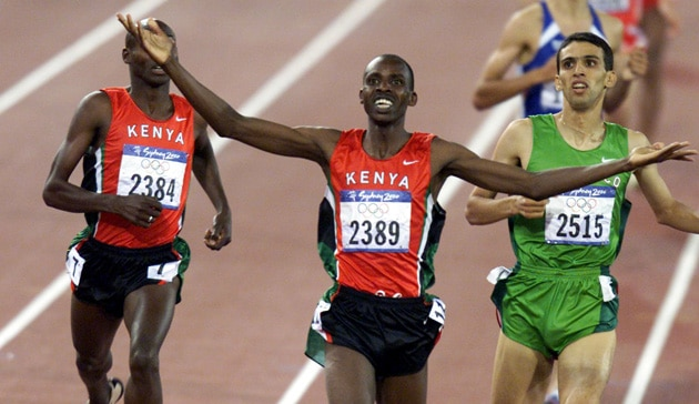 Ngeny outpaces stunned El Guerrouj - Olympic News