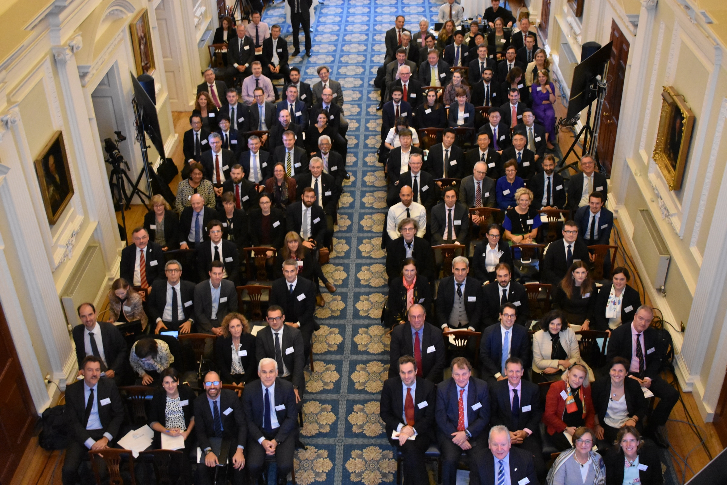 PACS High Level Event December 2018, London