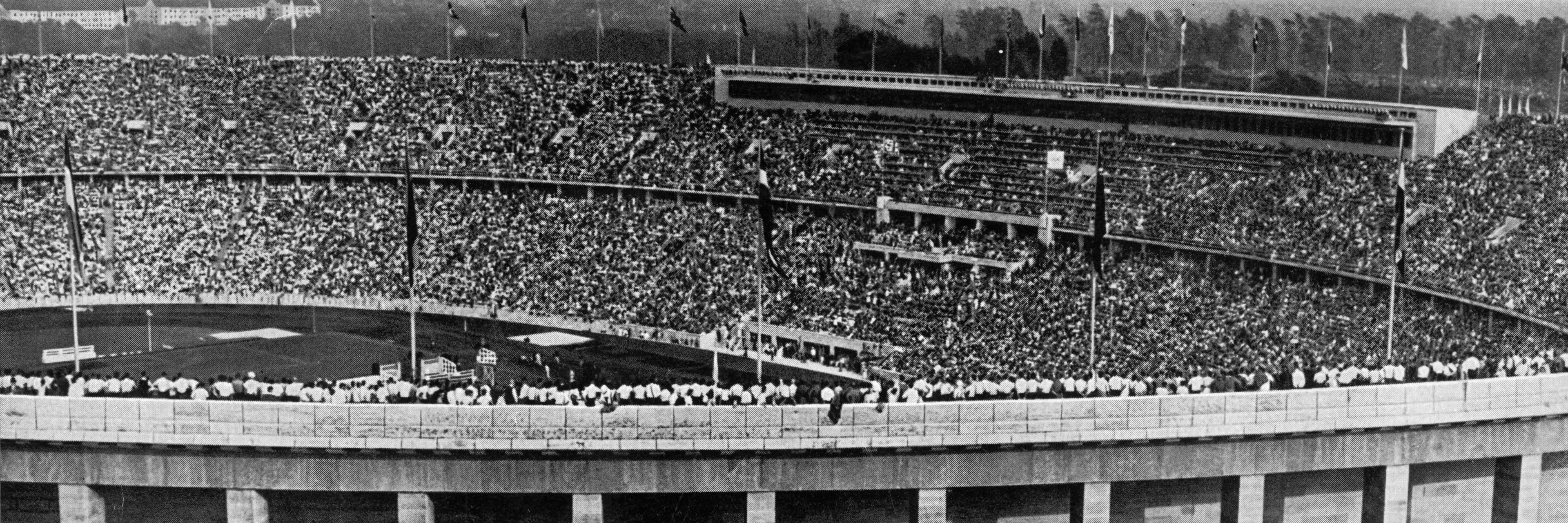 1936 Olympics - Berlin Summer Olympic Games