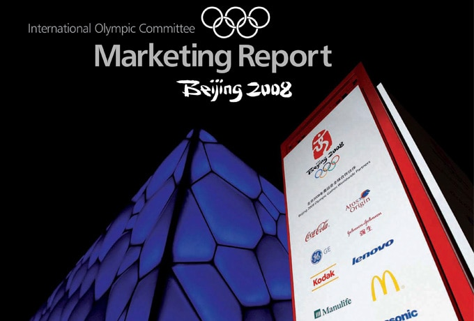 Marketing report Beijing 2008
