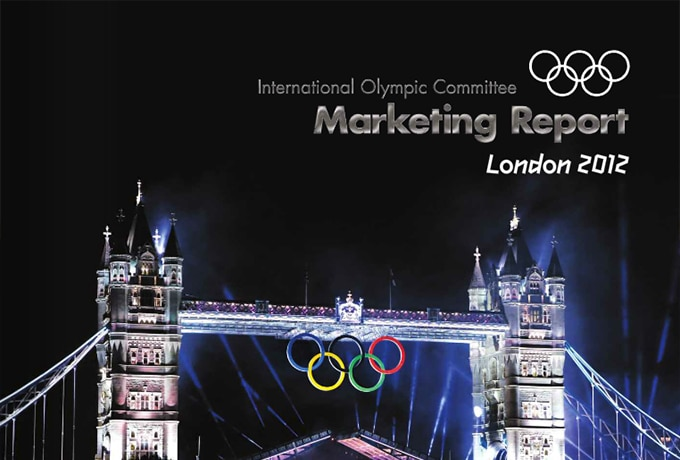 Marketing report London 2012