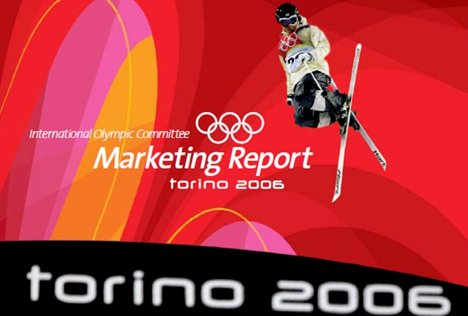 Marketing report Torino 2006