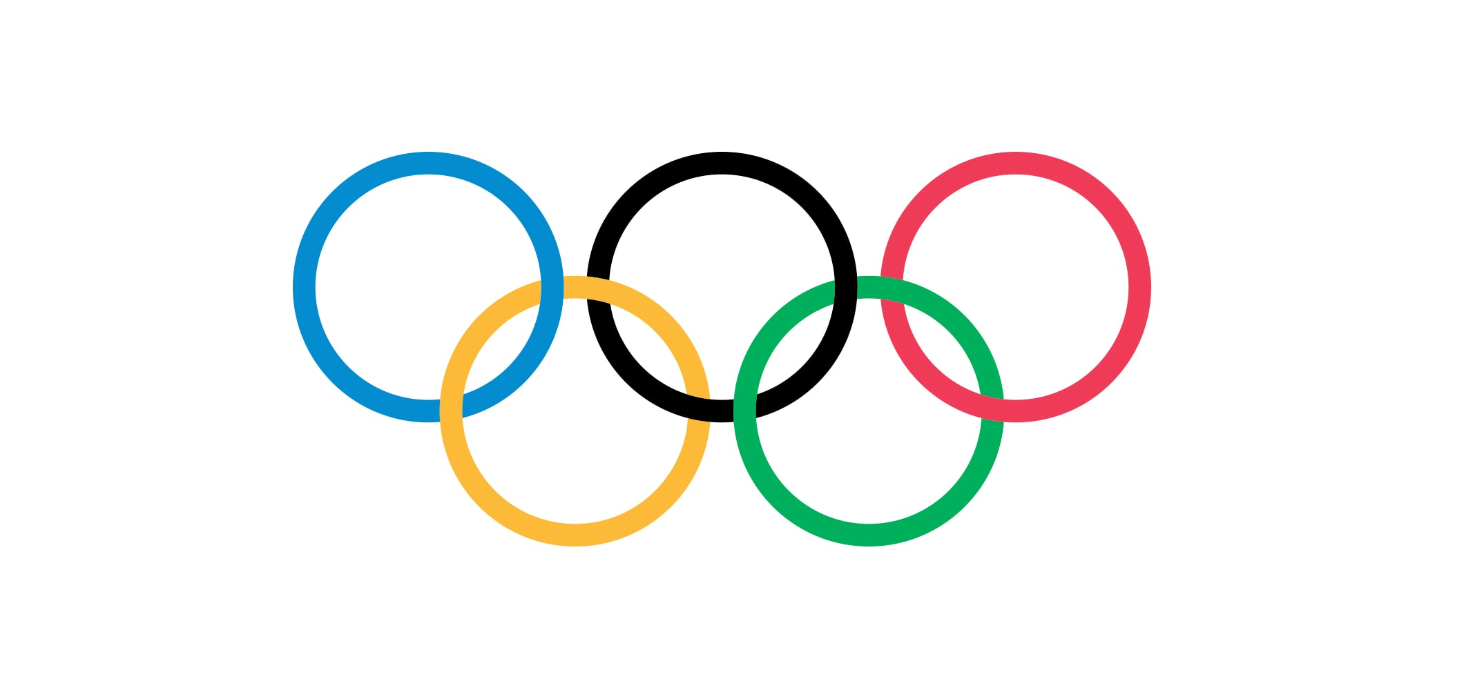 The Olympic Rings - 2010