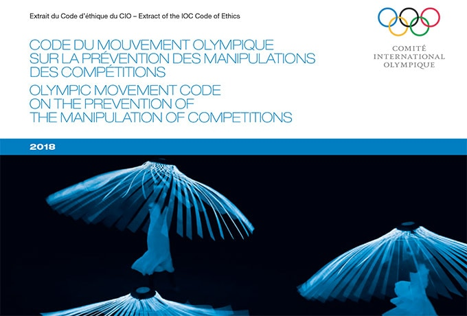 Olympic Movement Code on the Prevention of the Manipulation of Competitions