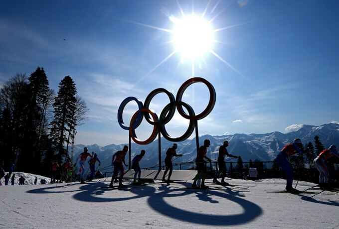 Cross-country skiers competing at Sochi 2014