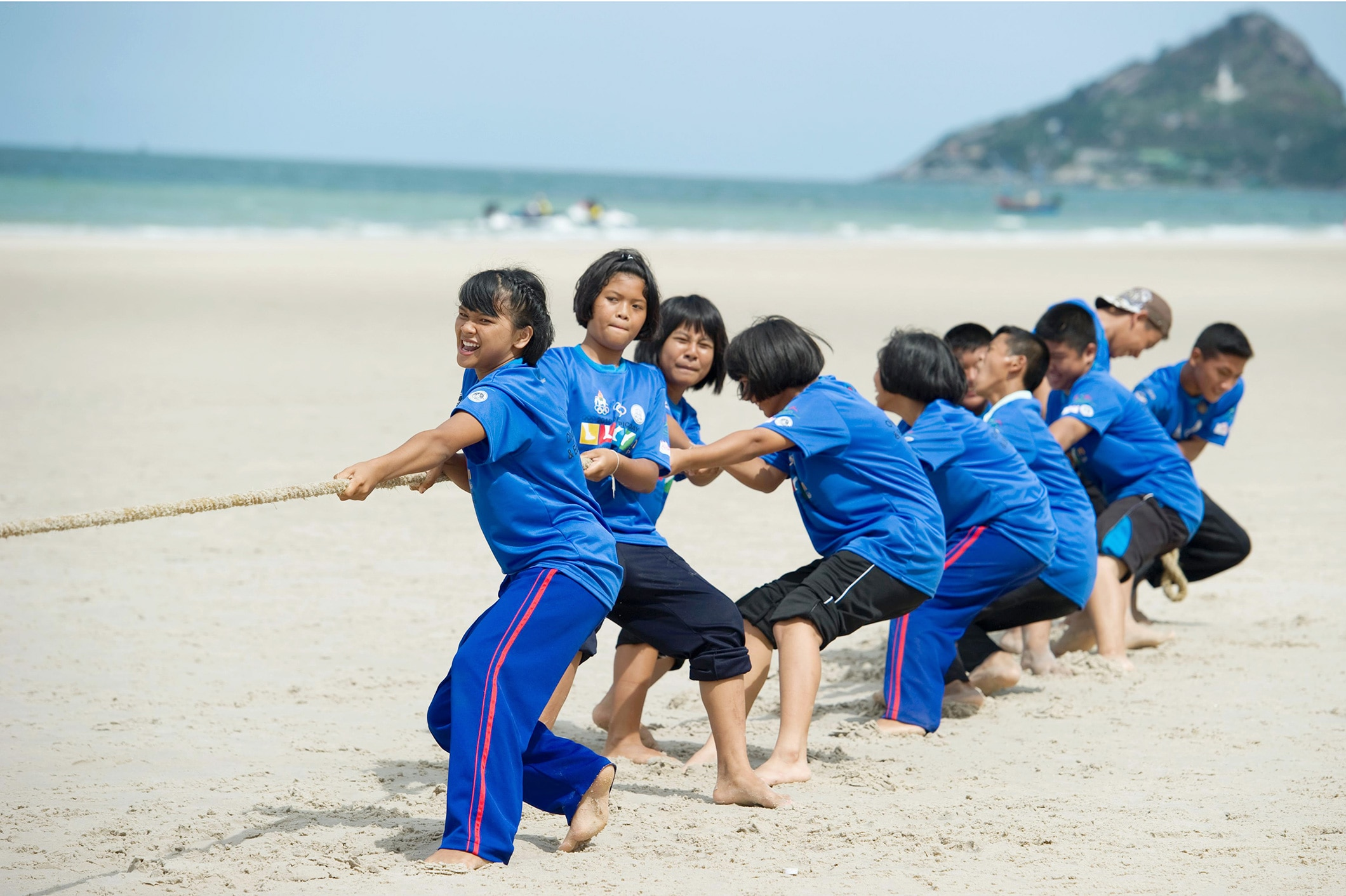 Olympic Day - Thailand