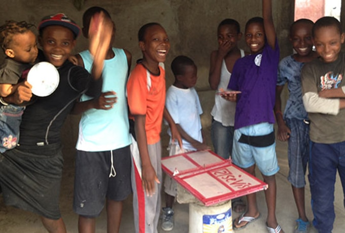 Sport for Hope Centre ignites new passion in young Haitians