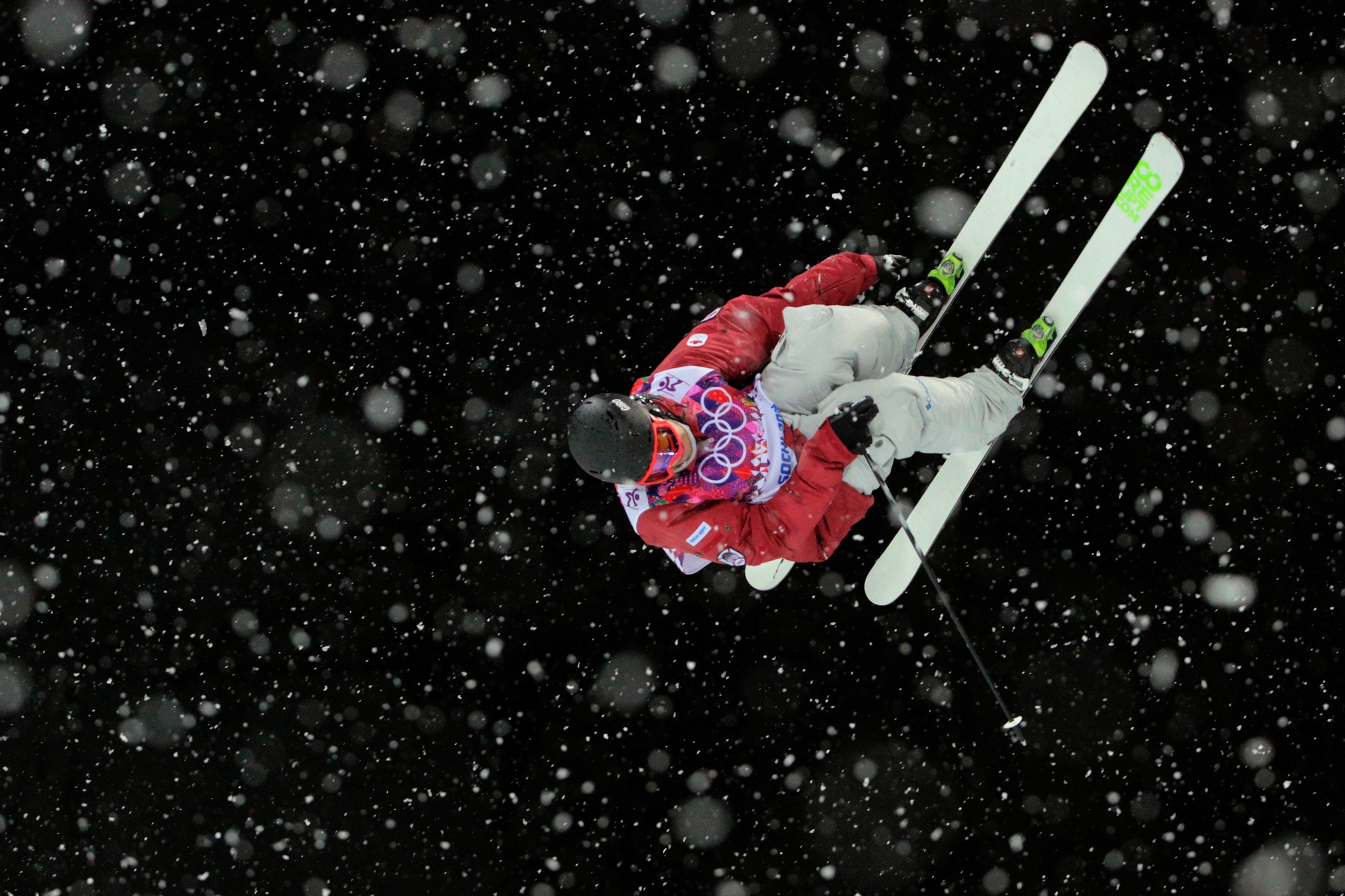 Freestyle Skiing at Sochi 2014