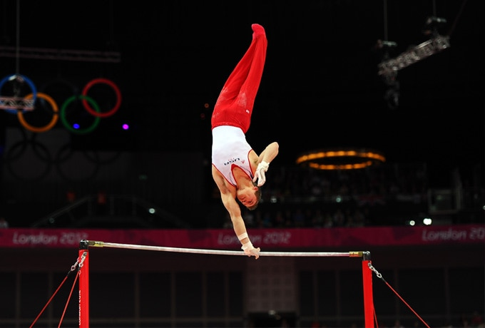 Gymnastique à Londres 2012