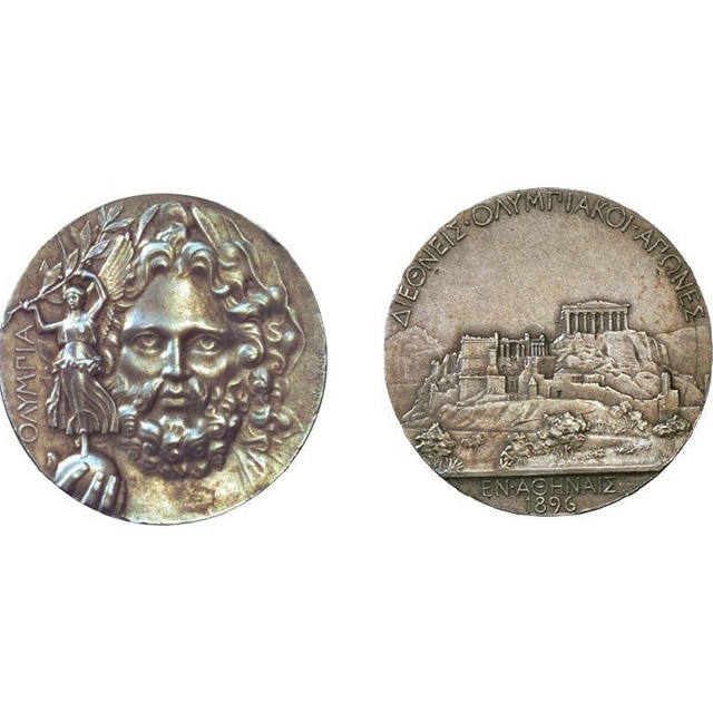 Athens 1896 Medals