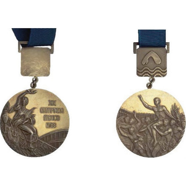 Mexico 1968 Medals