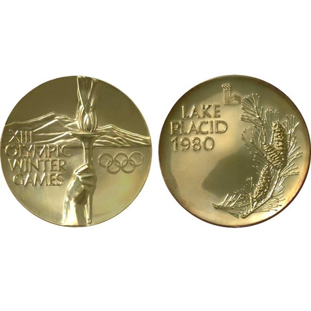 Lake Placid 1980 Medals