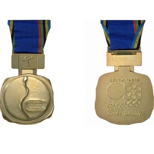 Sapporo 1972 Medals