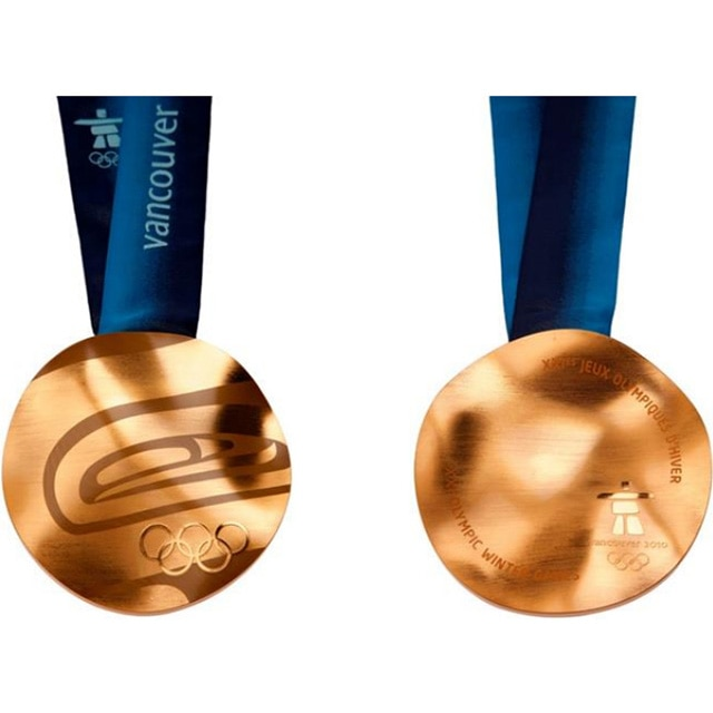 Vancouver 2010 Medals