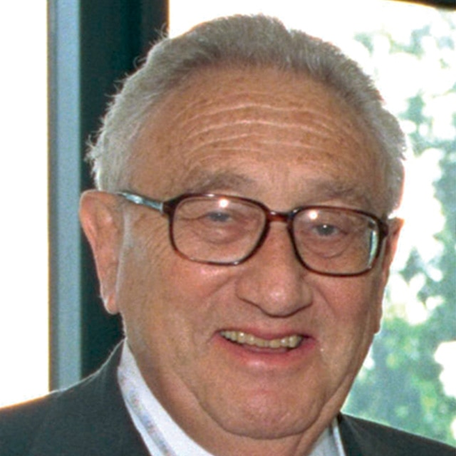 Mr Henry KISSINGER