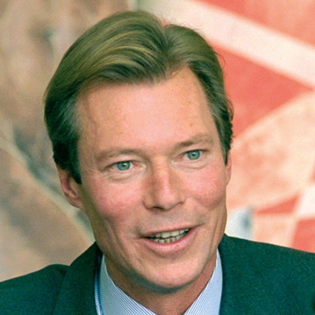 HRH the Grand Duke of LUXEMBOURG