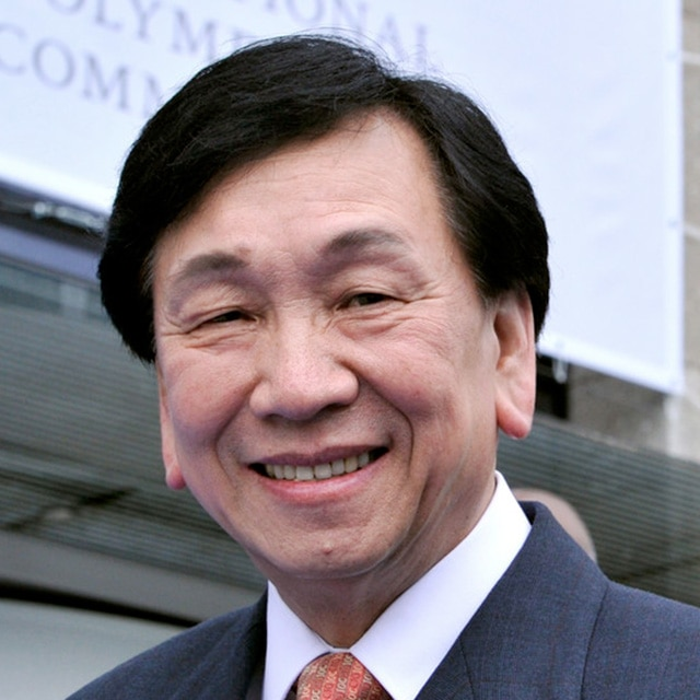 Mr Ching-Kuo WU