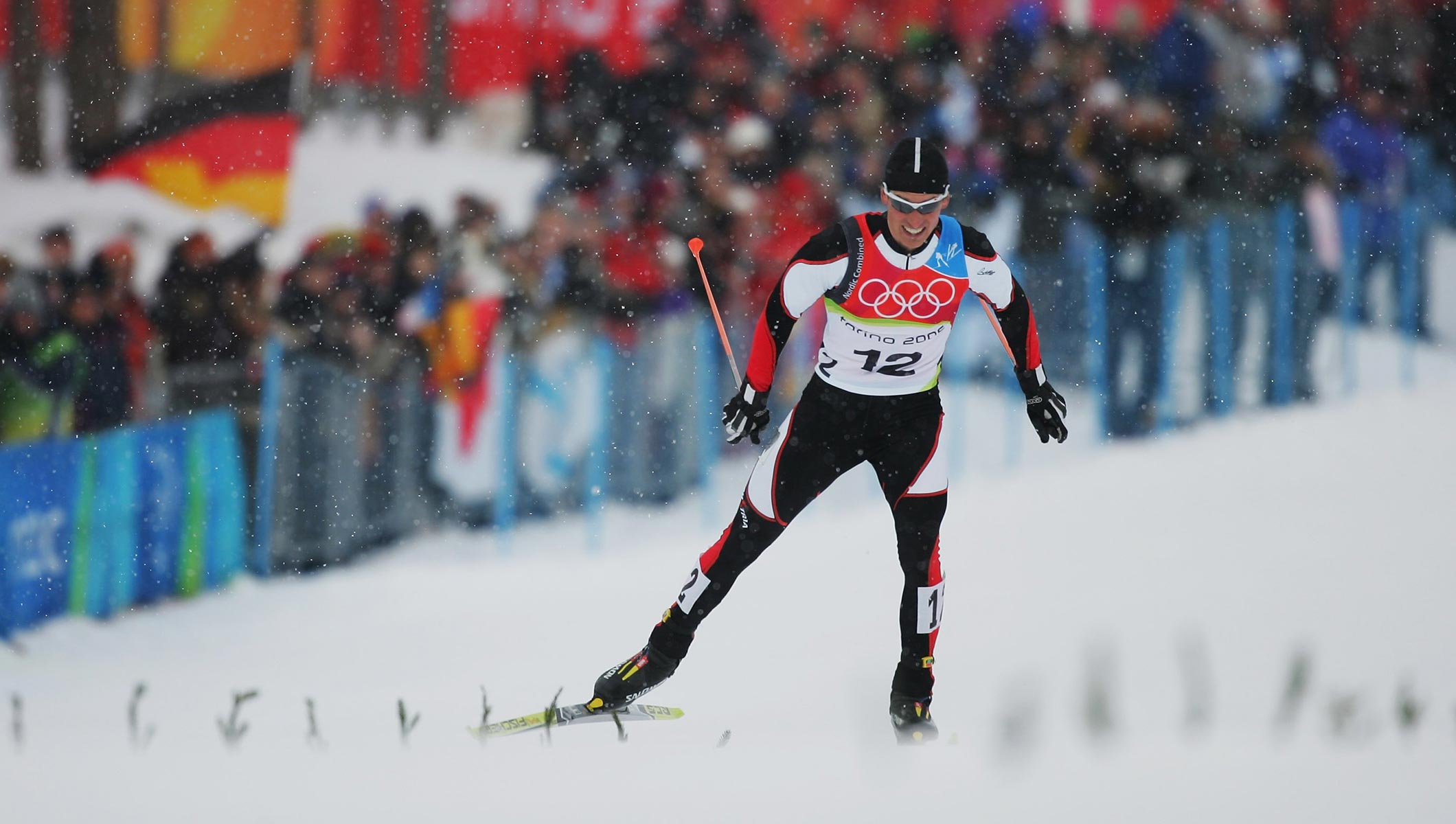 Cross Country Skiing At The 2020 Olympic Winter Games.Nordic Combined Winter Olympic Sport