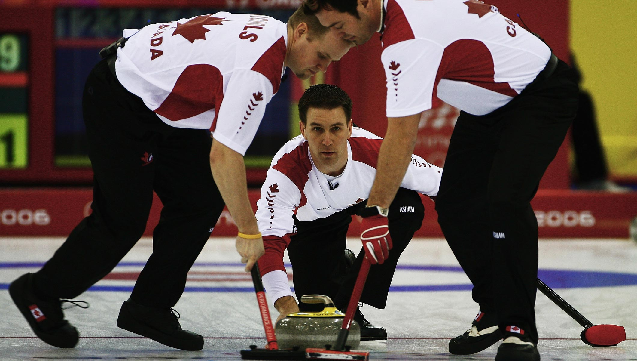 Gushue leads youthful Canada to curling title - Olympic News