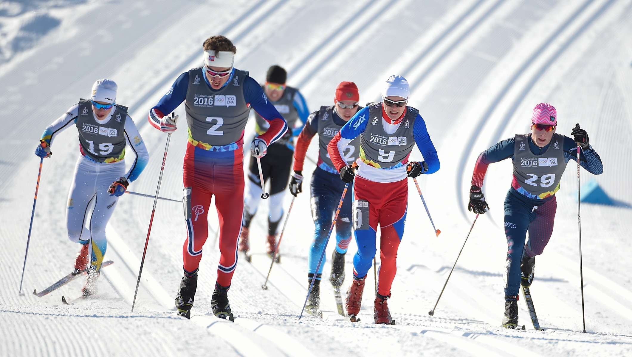 Cross Country Skiing At The 2020 Olympic Winter Games.Cross Country Skiing Winter Olympic Sport