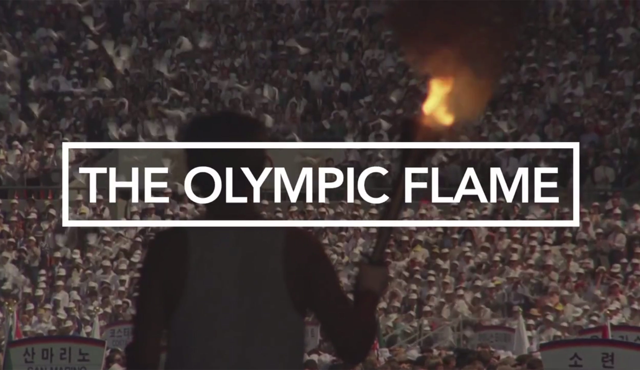 Olympic Torch Relay History Highlights Torch Bearers