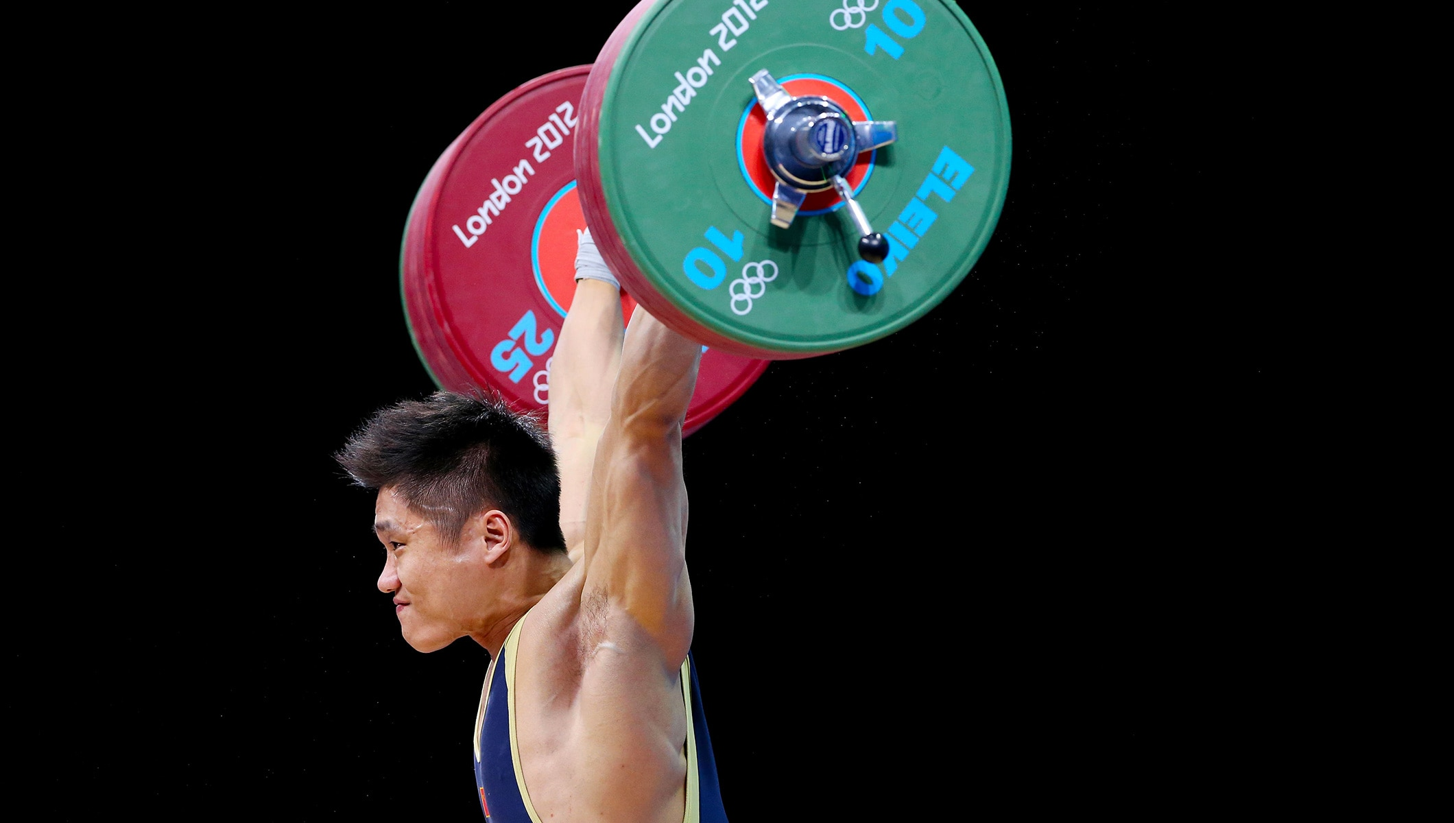 Lu Xiaojun hopes to secure a second Olympic gold medal