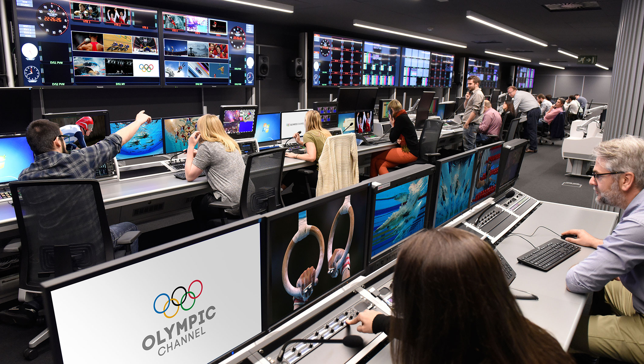 Olympic Channel celebrates one-year anniversary