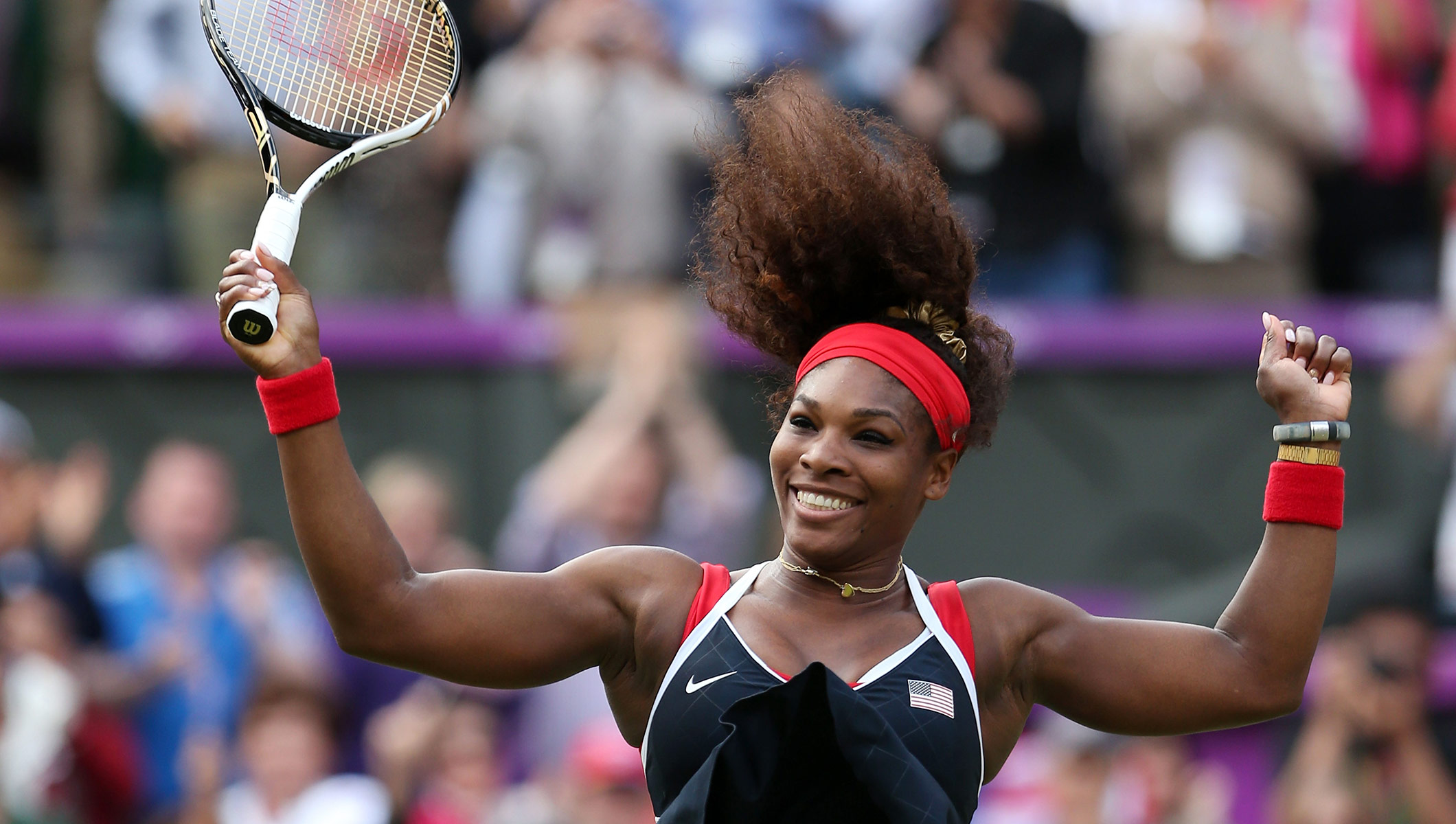 Serena all set for title defences in Rio Olympic News