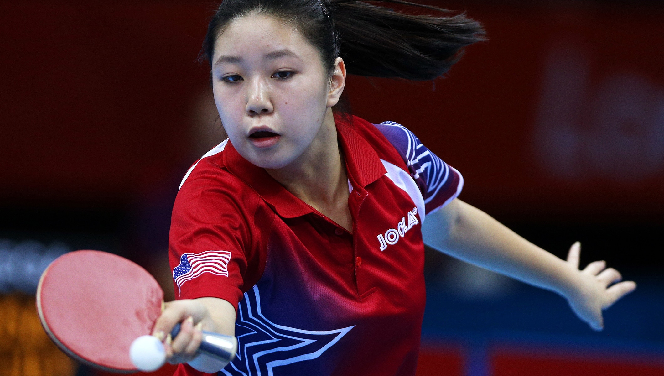 Table tennis star Lily Zhang ready for Olympic re-run - Olympic News