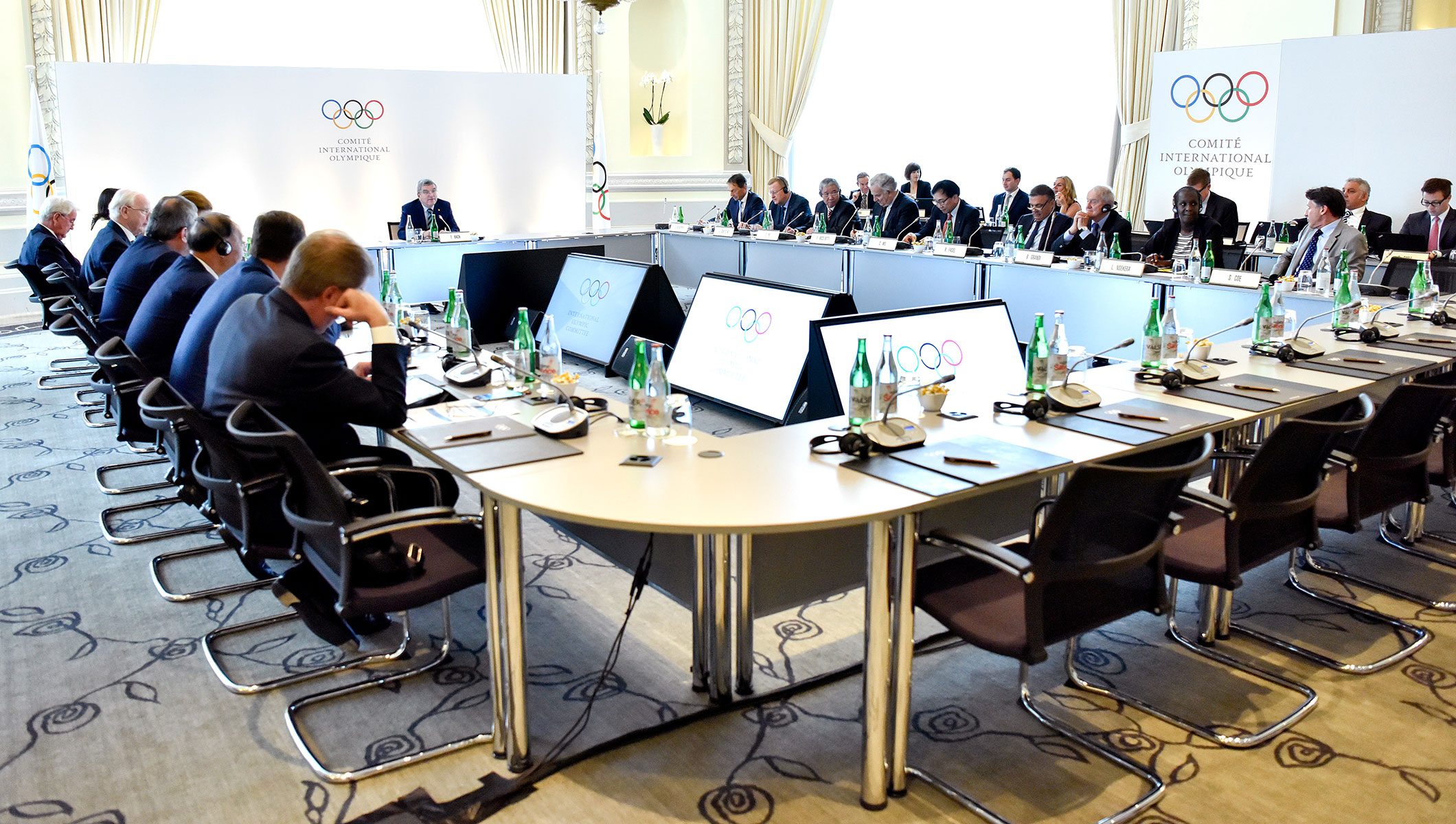 Olympic Summit, Lausanne