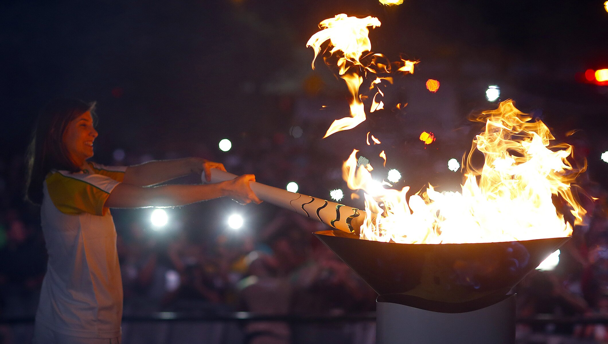 Rio 2016 Olympic Torch Relay - Day 58