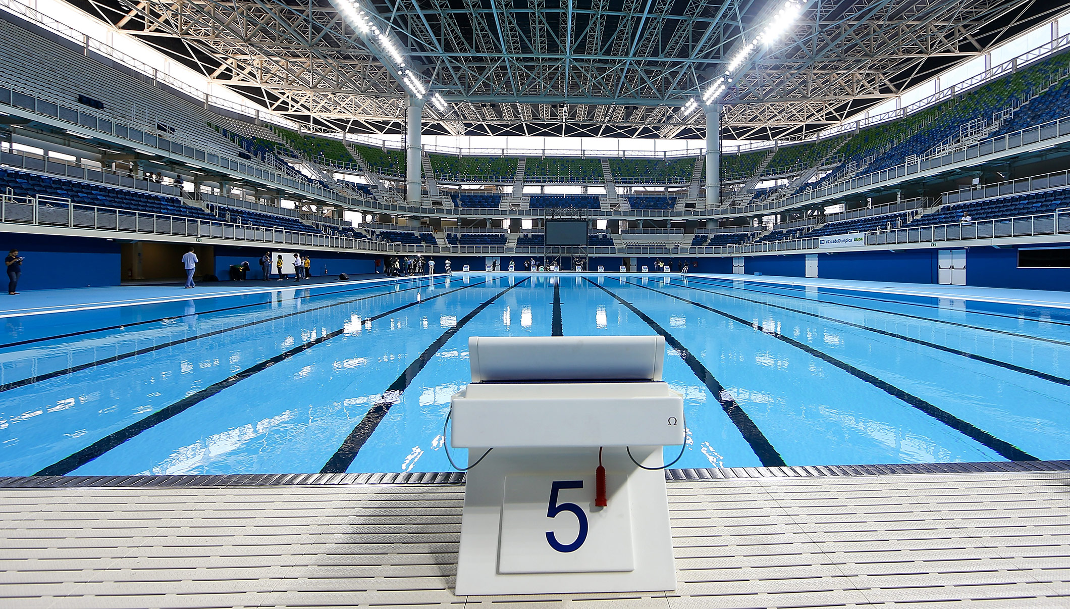 Rio 2016 - Olympic Aquatics Stadium