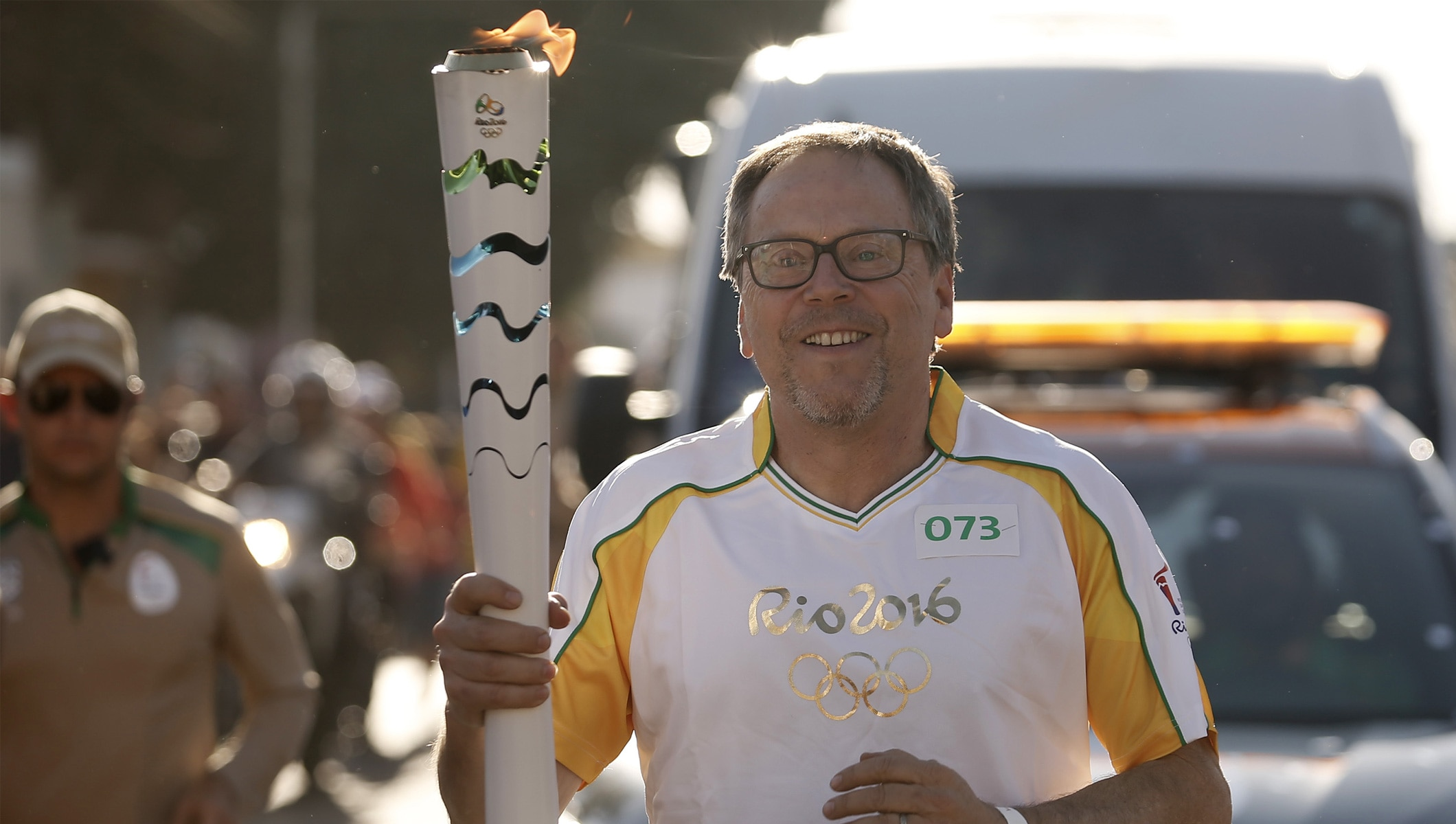 Rio 2016 Olympic Torch Relay - Day 77