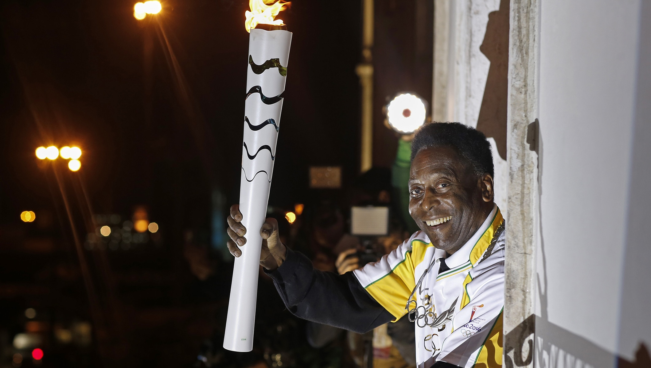 Rio 2016 Olympic Torch Relay - Day 81