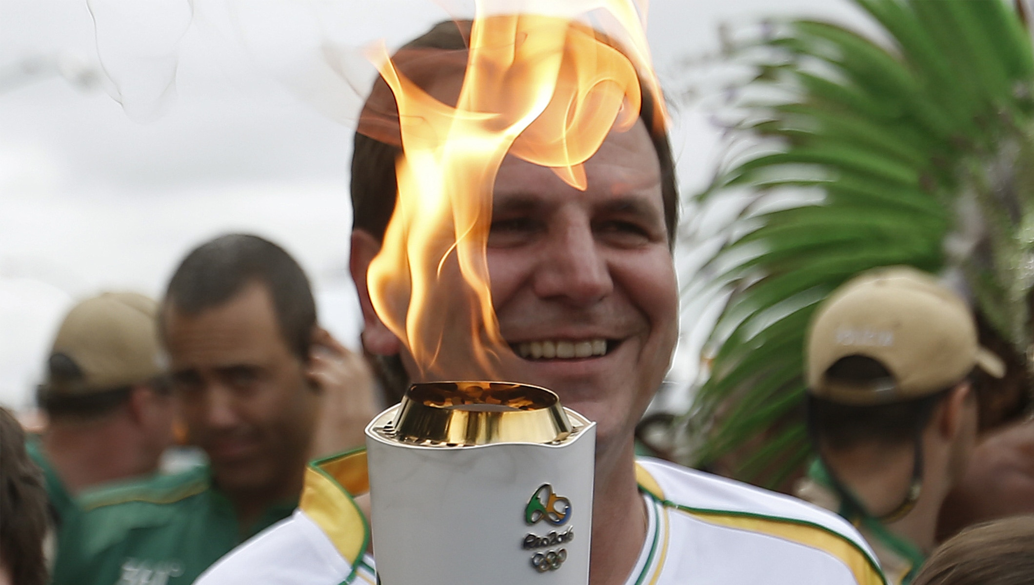 Rio 2016 Olympic Torch Relay - Day 93