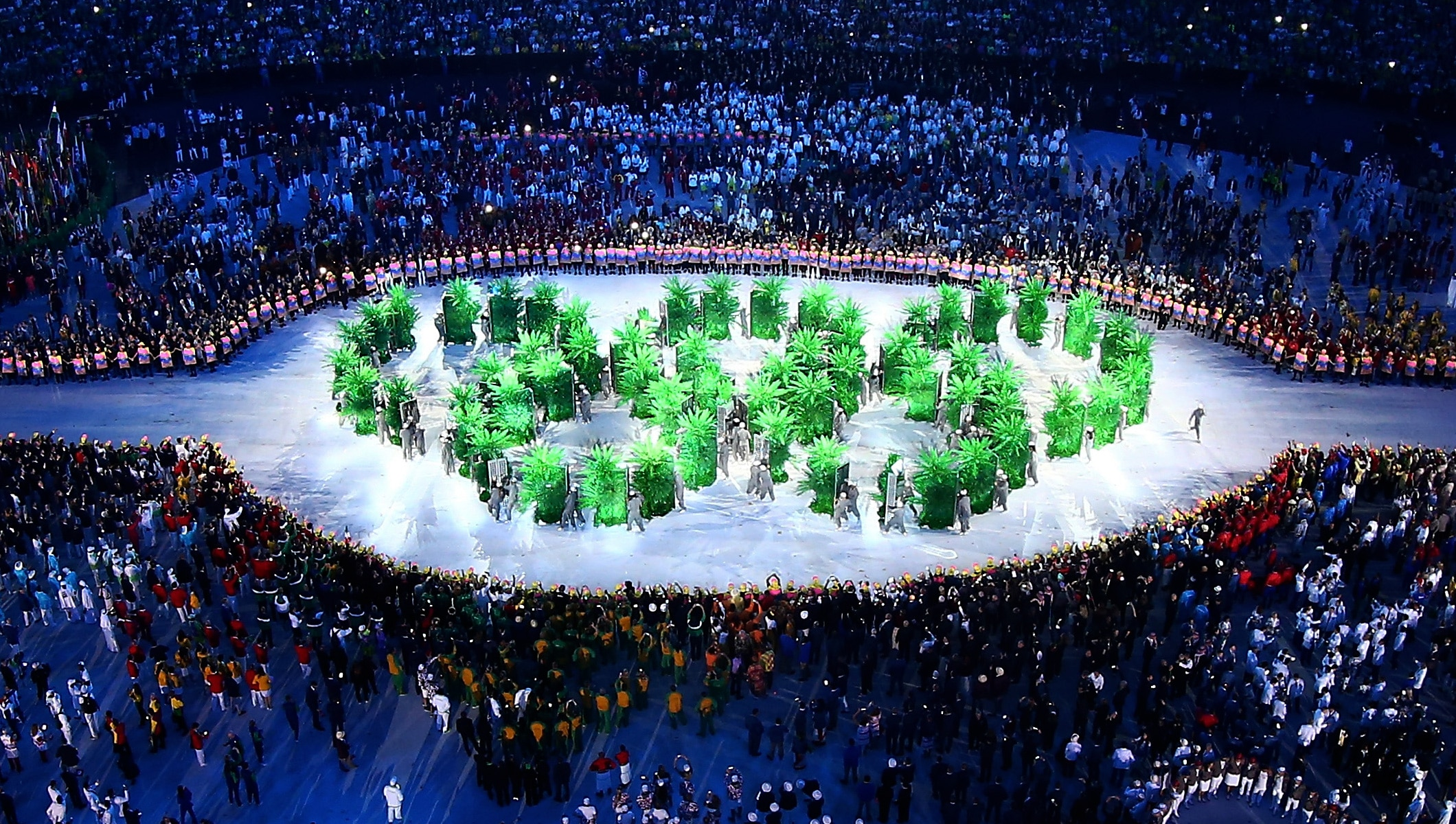 A brazil style opening ceremony olympic news solutioingenieria Gallery