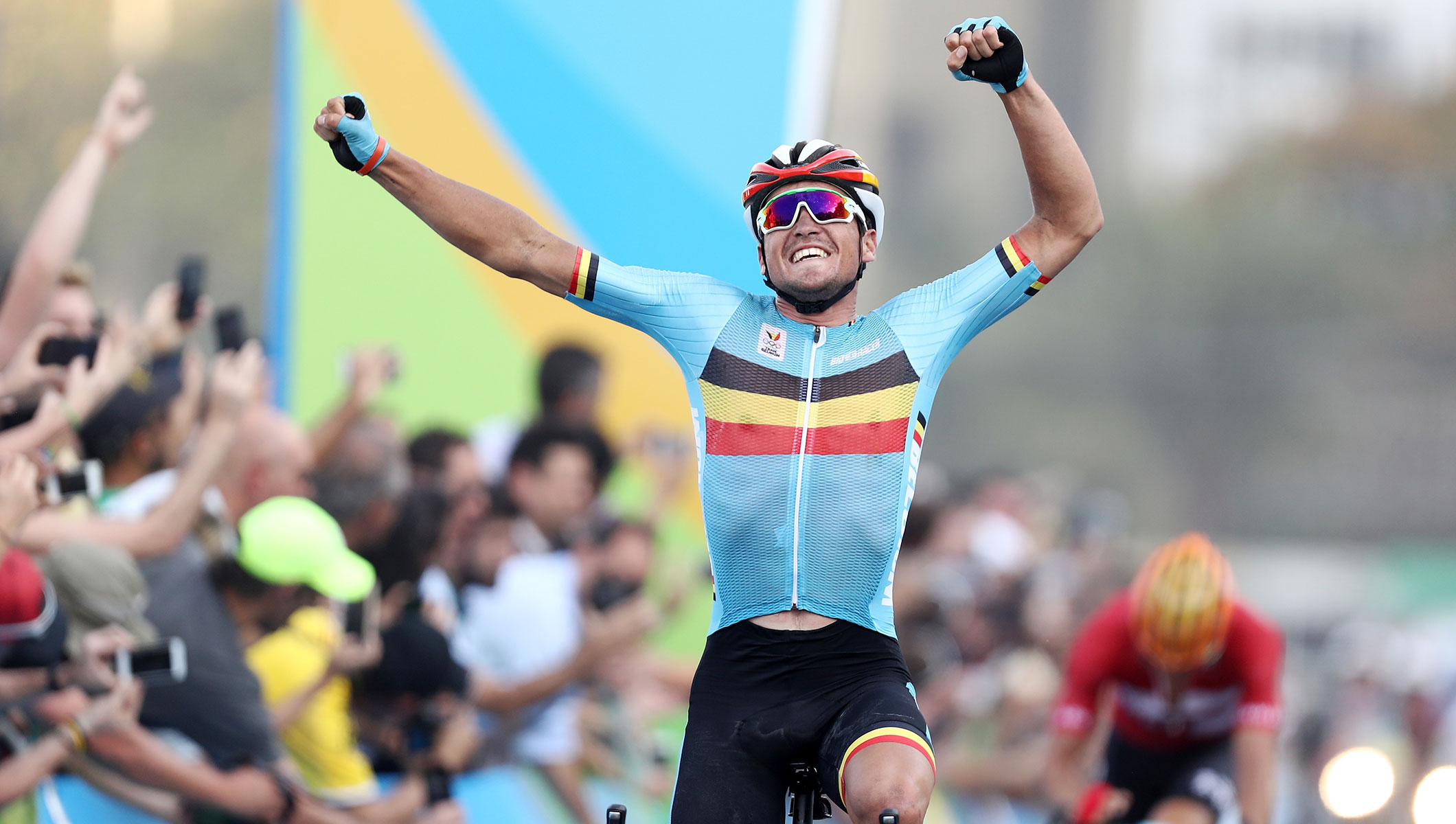 Greg van Avermaet conquers the hills of Brazil
