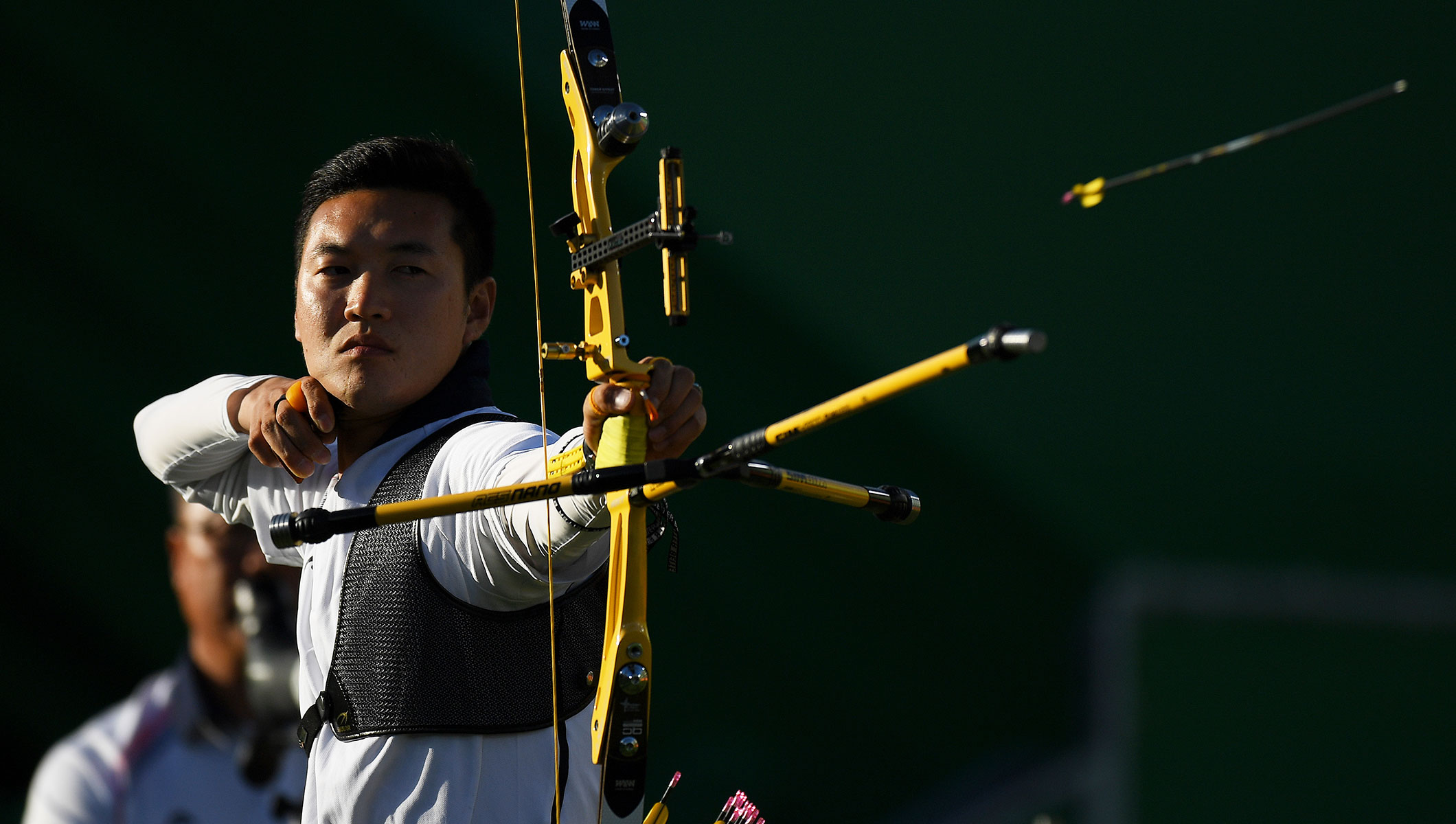 Ku wins men's individual gold to extend Korean archery streak