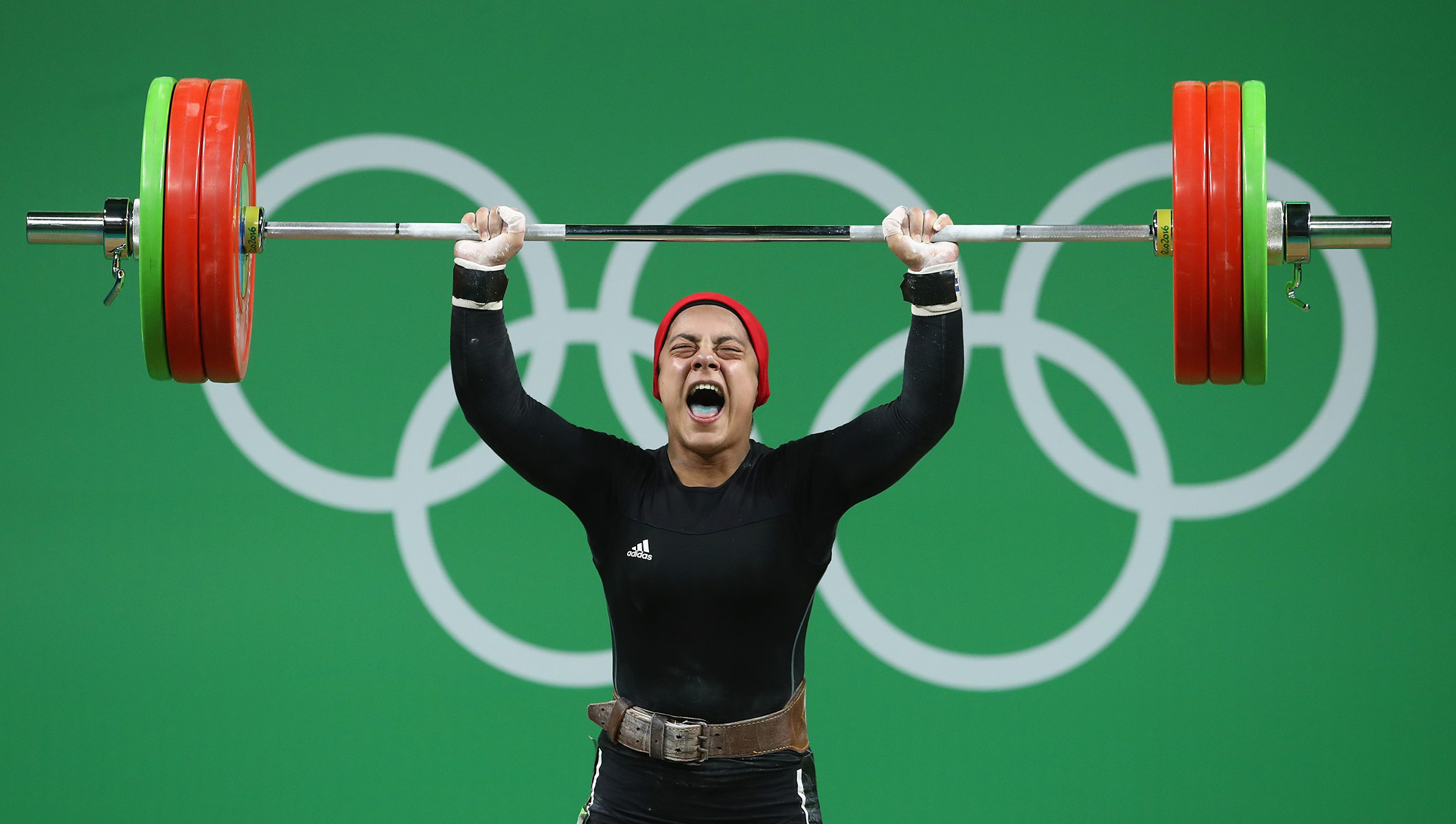 YOG weightlifter Sara Ahmed blazes a trail for Egyptian athletes - Olympic  News