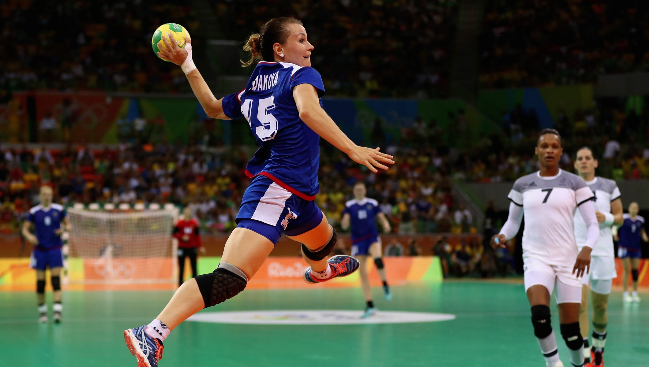 Image result for olympic handball