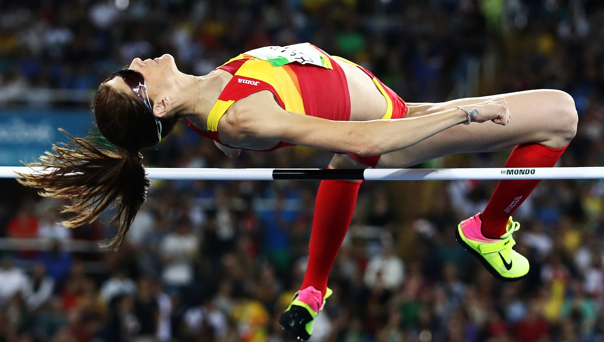 Experience prevails as Beitia wins high jump - Olympic News
