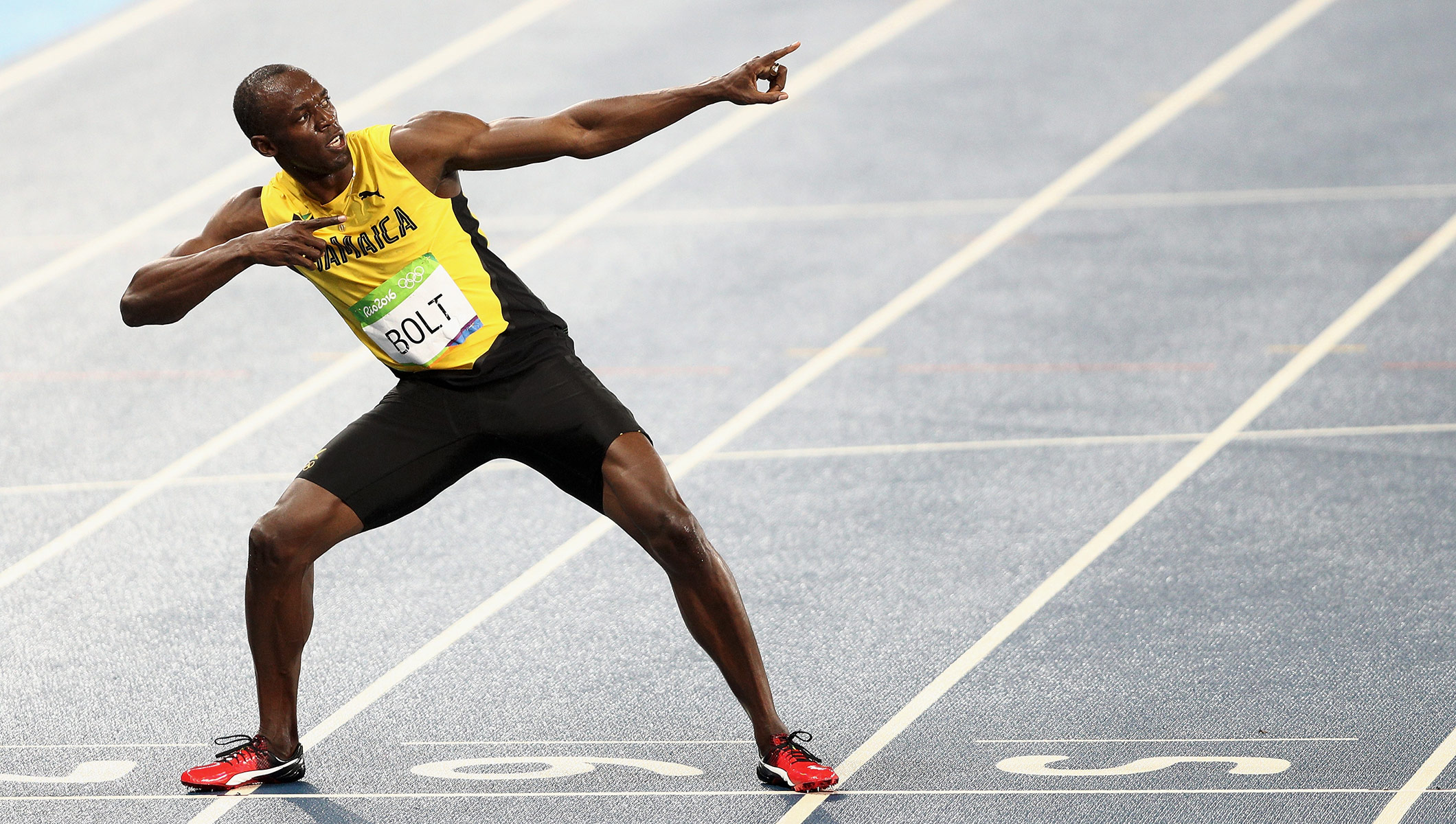 Bolt confirms status as greatest sprinter in history