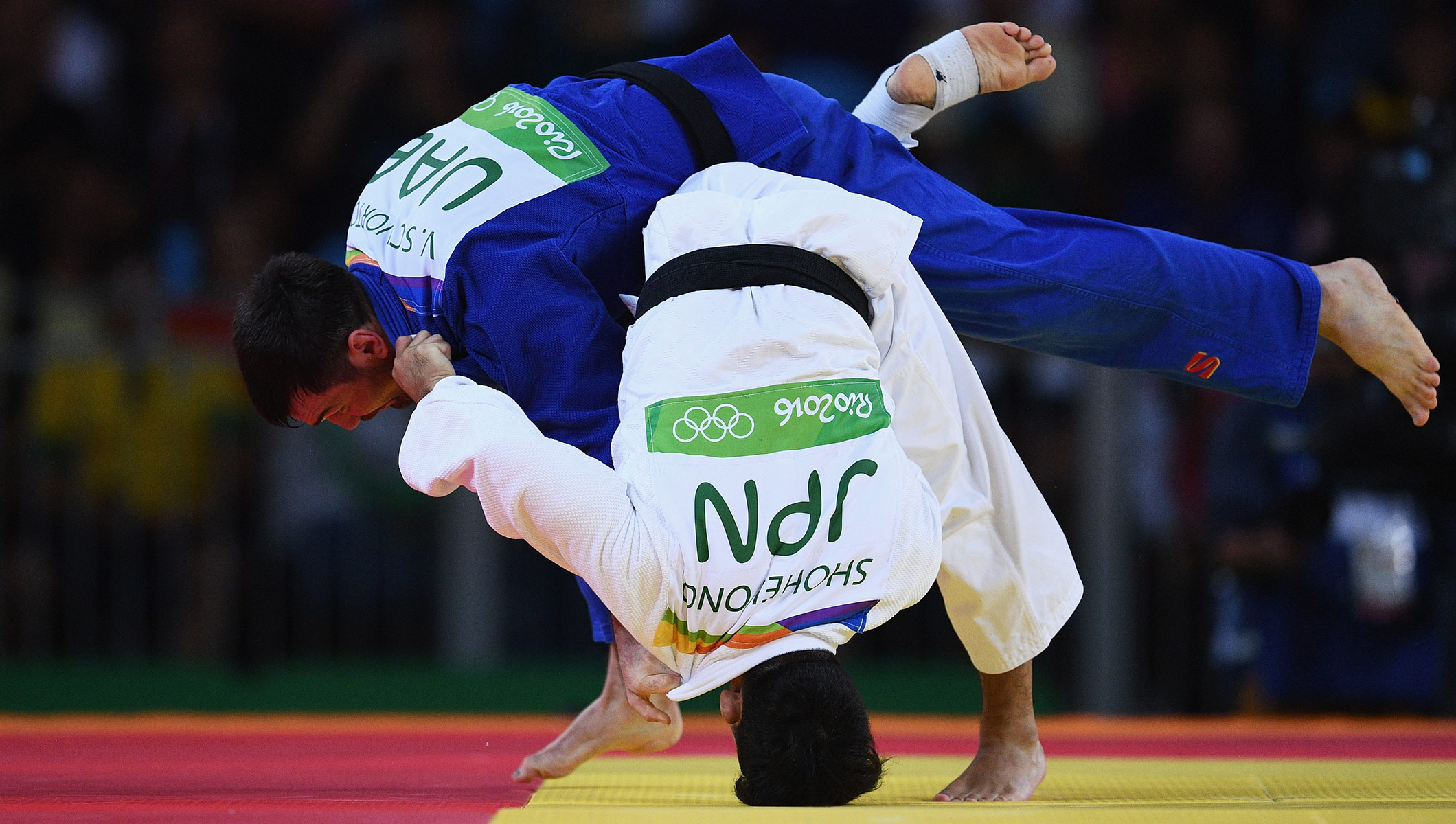 Judo casts a spell at Rio 2016 - Olympic News