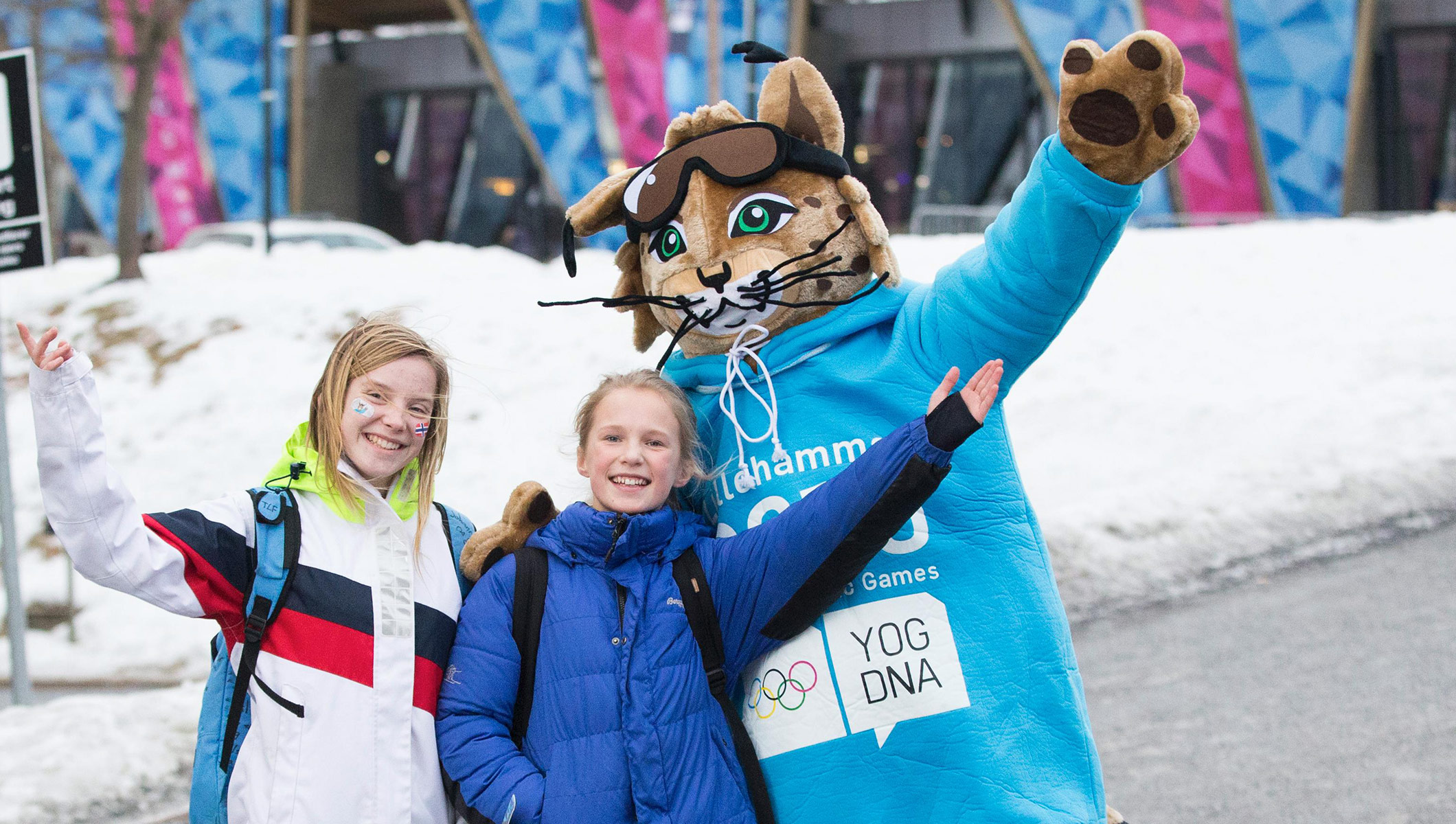 Lillehammer 2016 Youth Olympic Village