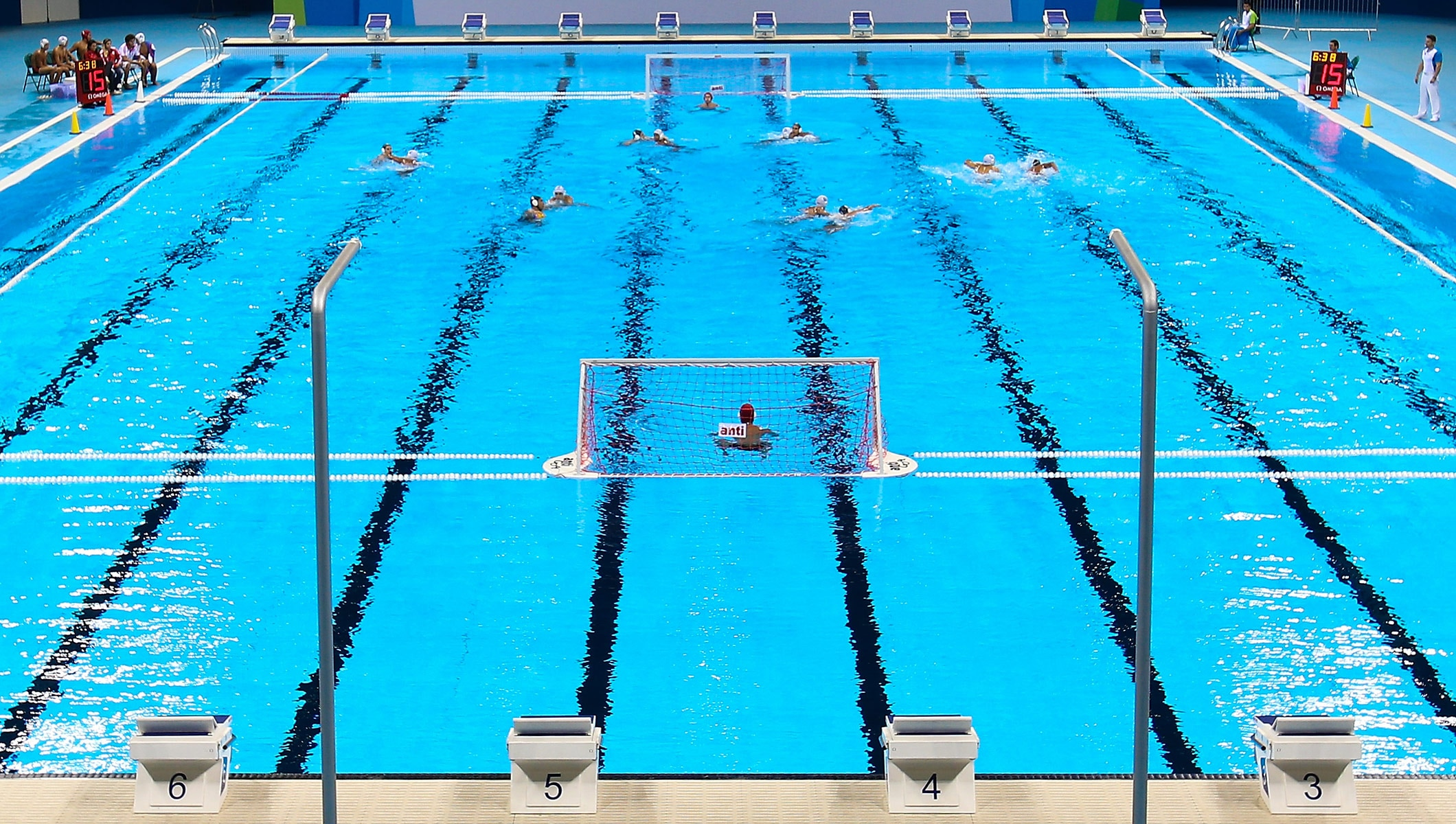 olympics - Olympic Swimming Pool 2017