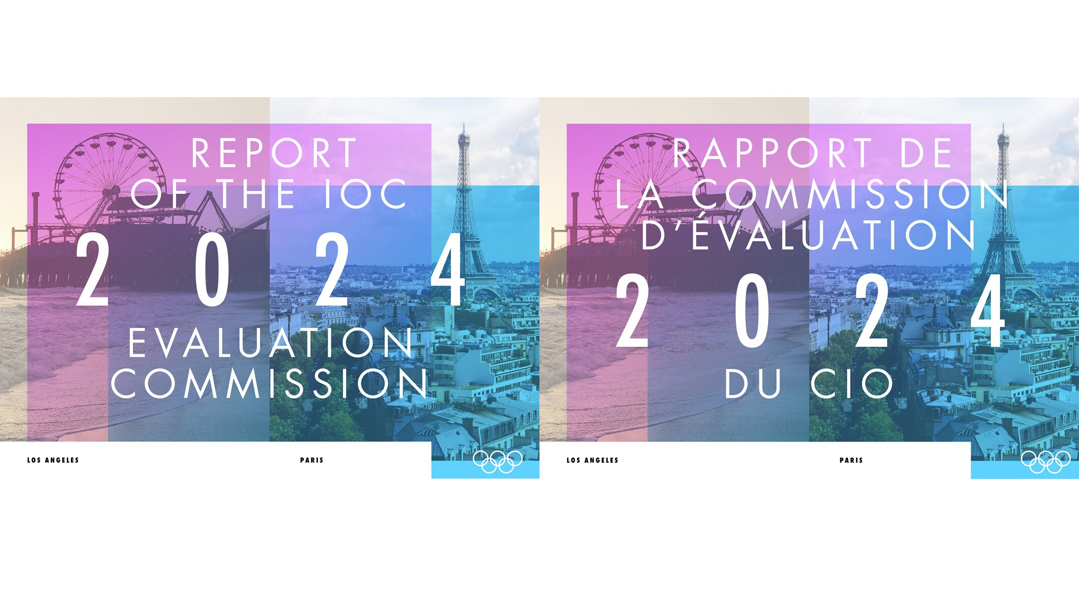 Report of the IOC 2024 Evaluation Commission