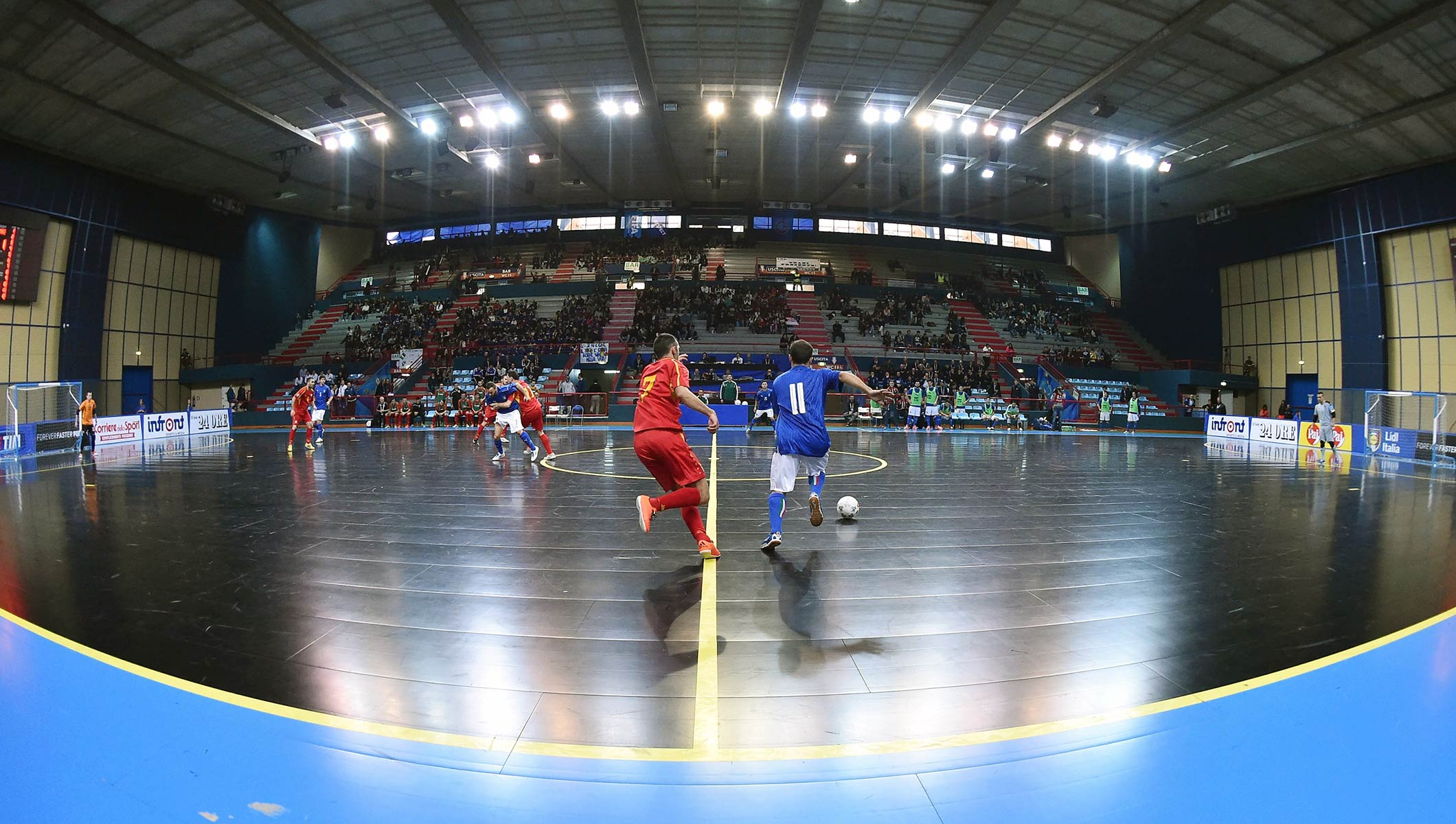 What is futsal Features of the game