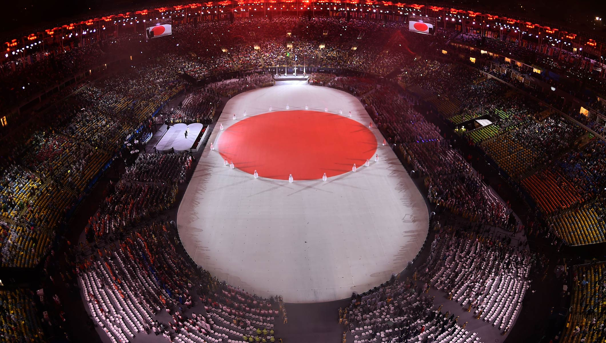 Tokyo 2020 at the Rio 2016 Closing Ceremony